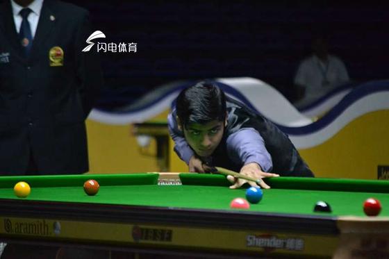 斯诺克世青赛U18小组赛战罢 中国7员猛将晋级