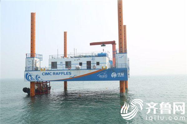 长岛深耕海洋牧场 助推现代生态渔业发展