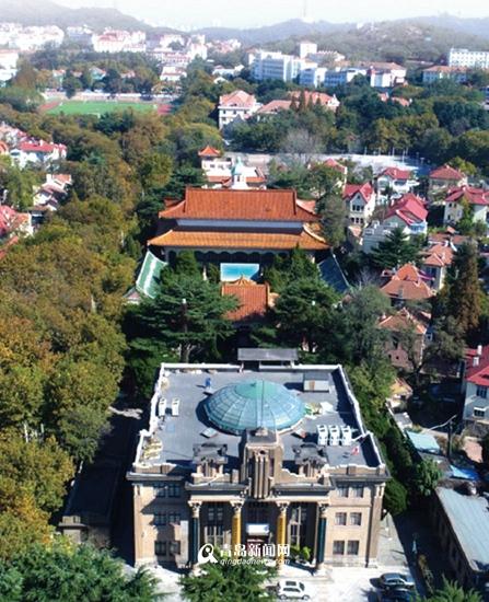 青岛艺术博物馆免费向市民开放 故宫精品文物亮相岛城