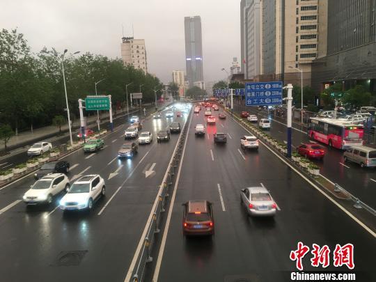 强降雨致安徽15.93万人受灾