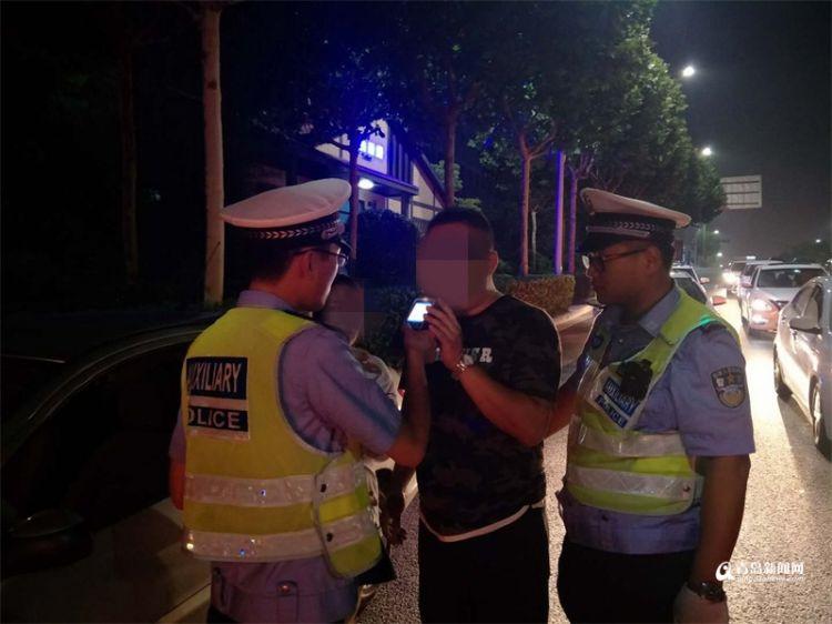 拘留+罚款 男子无证酒驾开的还是报废车 这下栽了