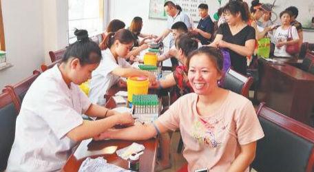 张店食品从业人员免费办健康证 已为2650余人办理