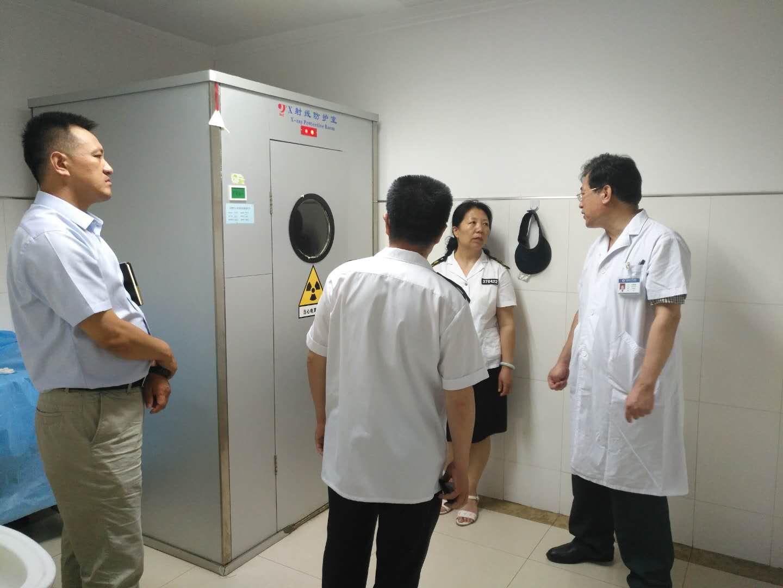 省卫生计生监督机构第二协作区 组织对日照市医疗机构开展综合监督检查