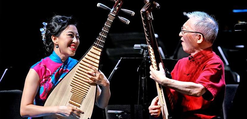 """""""器""""与""""乐""""的完美交融——上海民族乐器一厂迎来60华诞"""