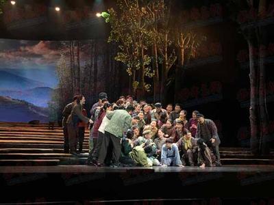 聊城:福利来袭! 400张歌剧演出门票免费领