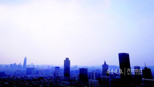 """济南本周开启""""多雨模式"""",气温跌回""""2""""字头"""