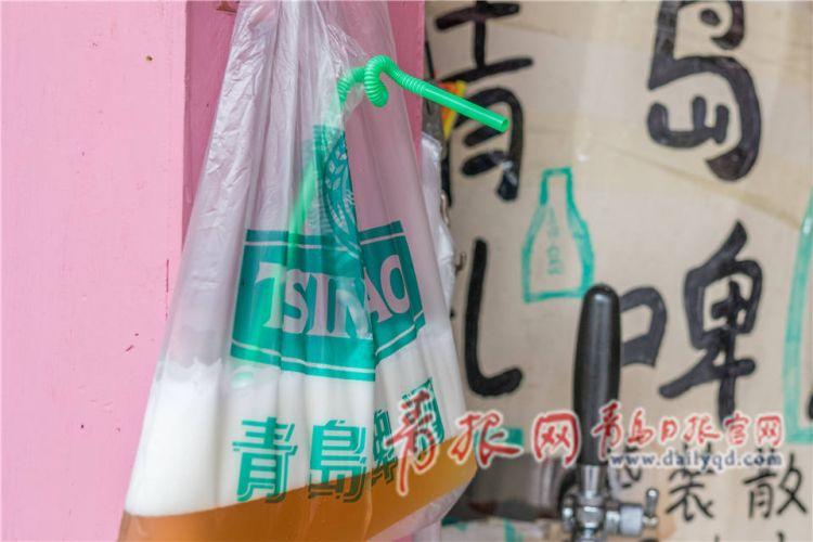 来青岛旅游 这才是青岛啤酒的正确打开方式