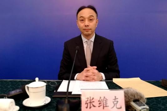 山东省商务厅副厅长 张维克