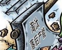 """淄博文昌湖区向落后产能说""""不""""逐步淘汰高耗能、高排放、高污染企业"""