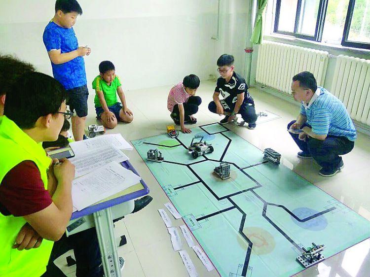 市实验小学两支代表队喜获省中小学生创客大赛一等奖