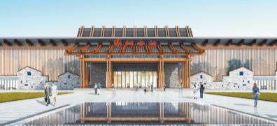 周村东站计划年内开工改建 十一种效果图出炉你喜欢哪种?