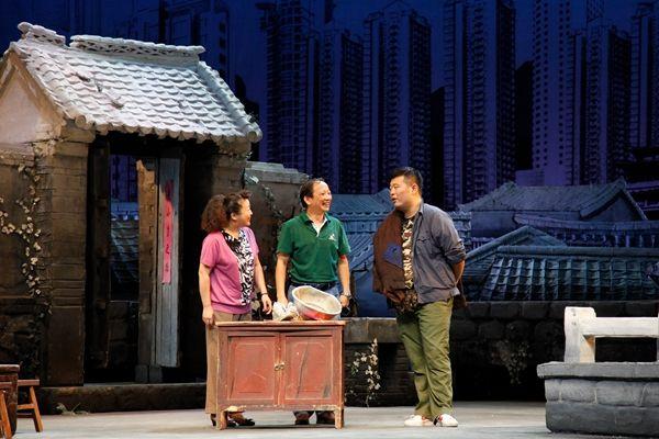 话剧《泉城人家》7月13、14日在声远舞台上演
