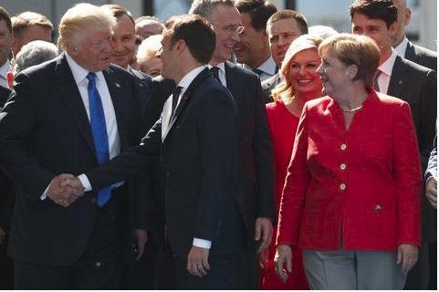 欧盟喊话特朗普:珍惜你的盟友吧 毕竟不多了