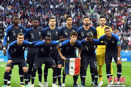 法国赢得与比利时的最昂贵之战 时隔12年重返决赛