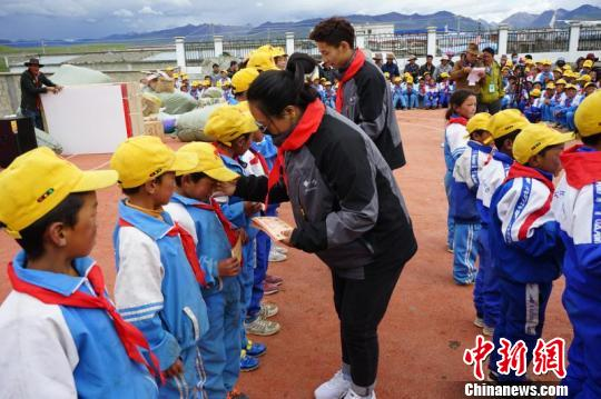 """2018""""藏北行""""启动 将重点关注牧区学生"""