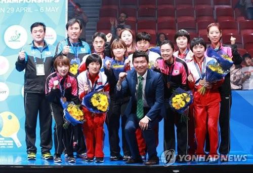 韩媒:朝鲜将派16名选手参加国际乒联韩国公开赛