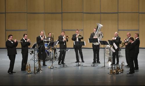 德国铜管重奏团银川演奏谱佳话