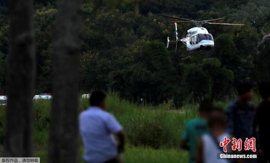 泰国被困溶洞13人全部获救:状态良好 正接受隔离