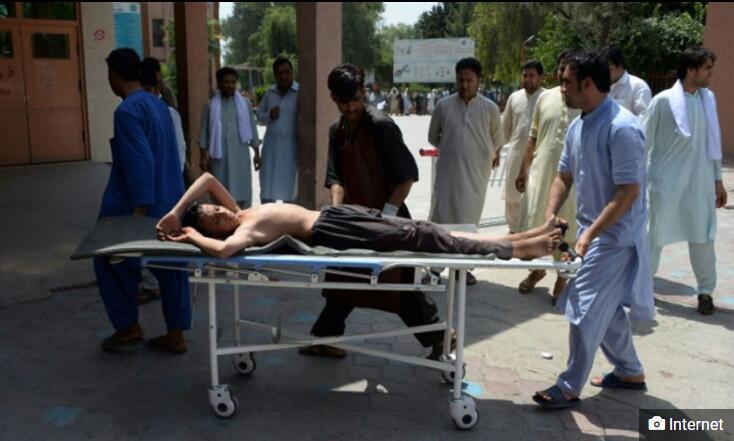 阿富汗官员:东部一城市遇袭 至少10死10伤