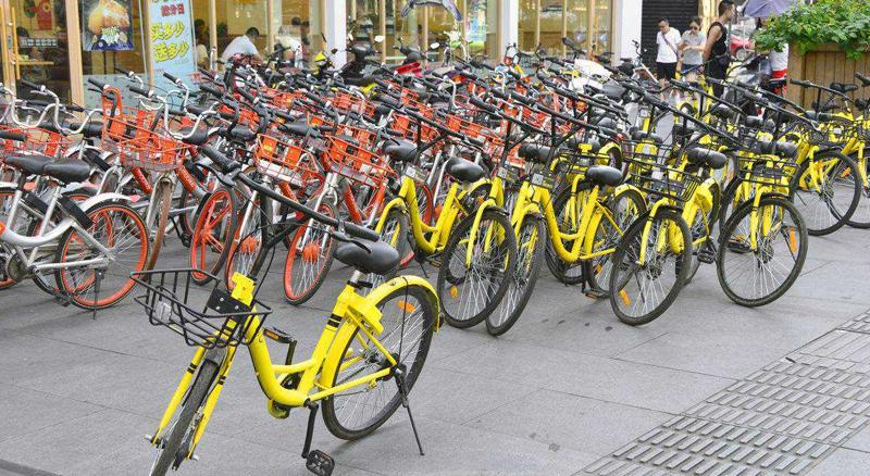 """被""""资本绑架""""的共享单车恐难逃厄运"""