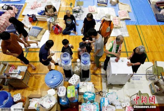 日媒:西日本暴雨死亡人数达195人