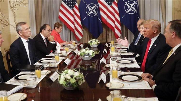白宫办公厅主任对特朗普炮轰德国很不满?官方:他那是早饭吃得不开心