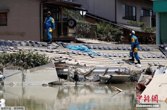 联合国秘书长就日本灾害造成的伤亡和损失表慰问