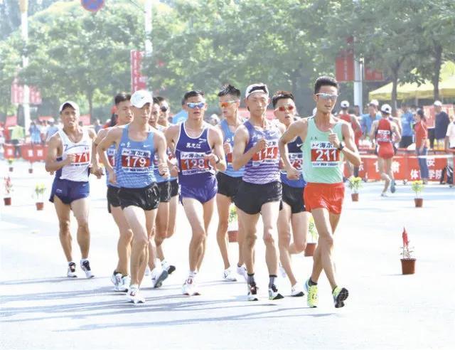 【齐鲁竞技】全国竞走冠军赛山东男团夺冠