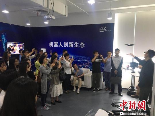 """海外高层次人才成上海张江""""引智引才""""新渠道"""