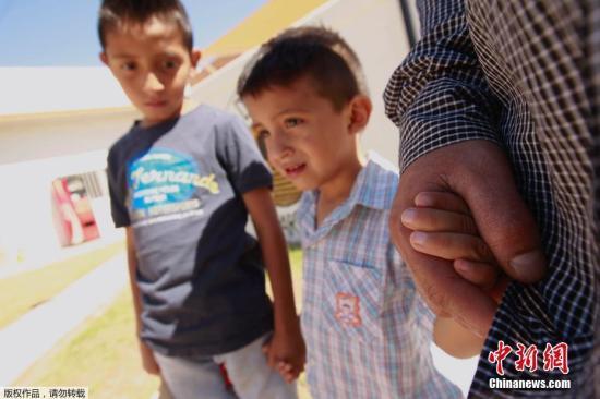 美官员承诺12日让所有5岁以下移民儿童与父母团聚