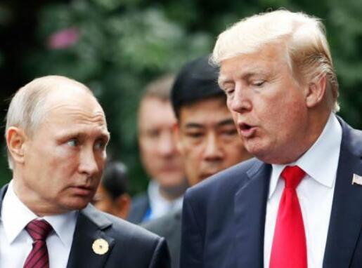 特朗普:愿有朝一日能和普京交朋友,他是对手不是敌人
