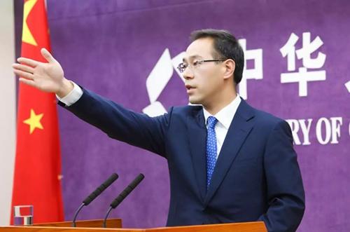 中美贸易摩擦是不是会导致中国对美出口进一步下滑?中方回应