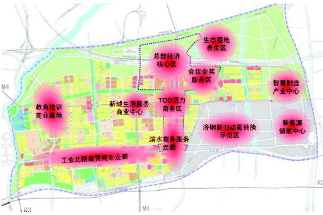 拒绝传统制造业,济南东站片区五大产业吸纳40万人口