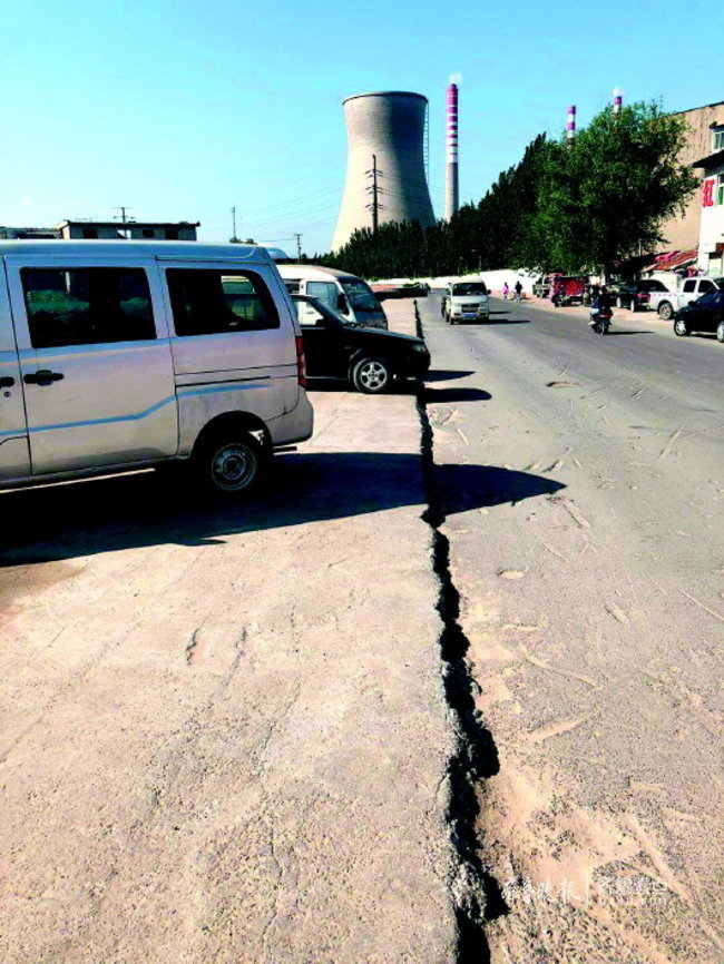 济南大辛西大街提升后通车,电建一路月底将提前竣工