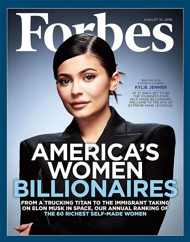 20岁身家近10亿美元,卡戴珊小妹跻身亿万富豪遭质疑