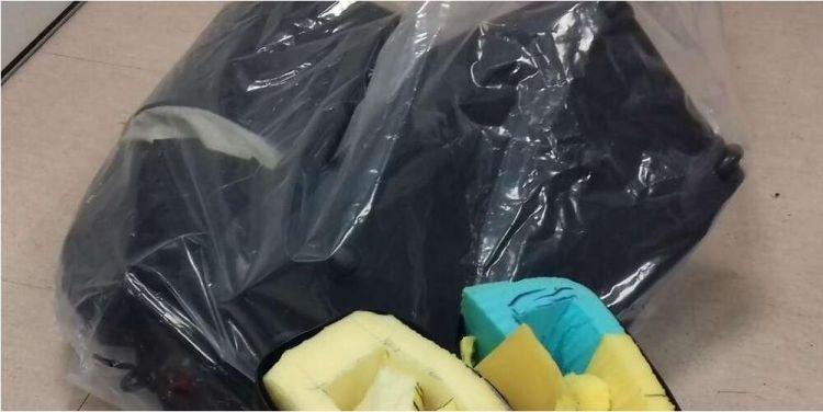 法国破获重大藏毒案:女乘客降落伞中藏逾6千克毒品