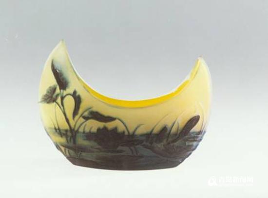 """本周六起 """"上海博物馆藏欧洲玻璃陶瓷器展""""在青博展出"""
