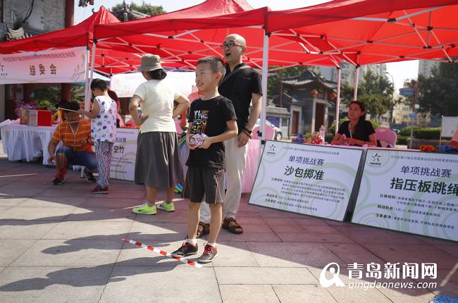 老中青三代同堂竞技 传统老游戏社区体验赛再掀高潮