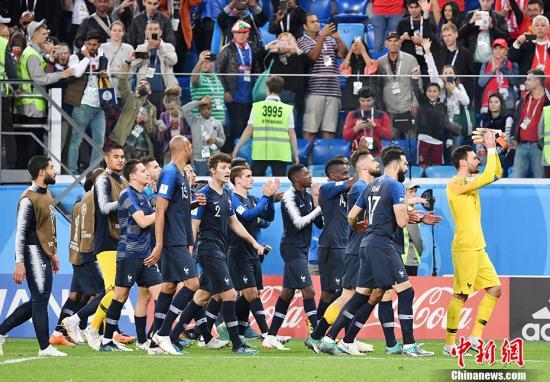 张路刘越展望决赛:法国队最大的优势是体能储备