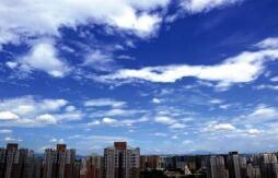 """上半年淄博""""蓝繁""""天数达136个 同比增加19天"""