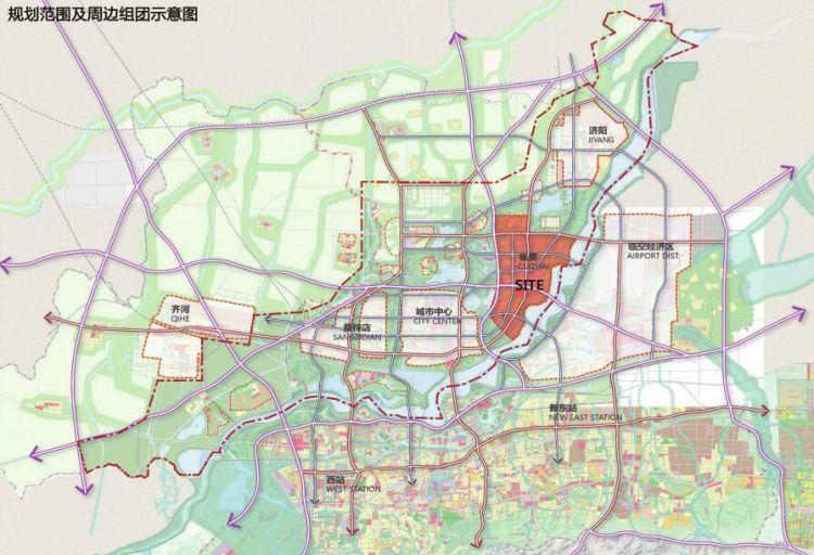 崔寨片区城市设计社会公示与征求意见