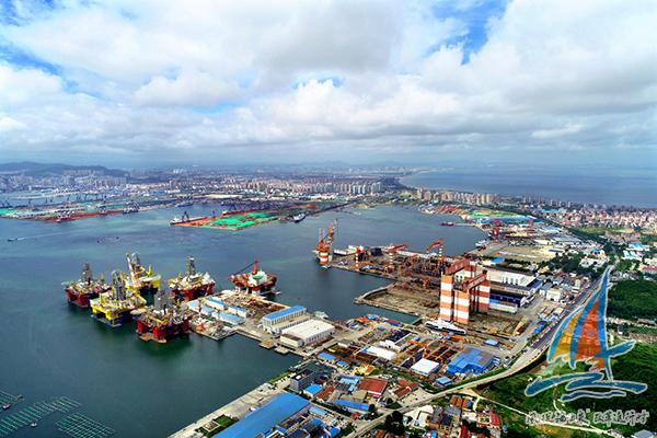 烟台工业发展居沿海开放城市前列