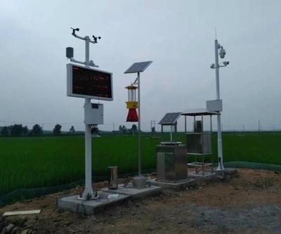 聊城:气象监测站城乡间距5公里 乡村间距10公里