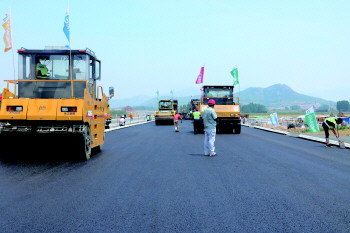 潍日高速日照段10月通车 比原定计划提前半年