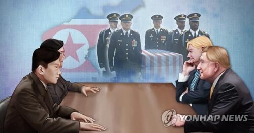朝美今开会讨论美军遗骸移交日程
