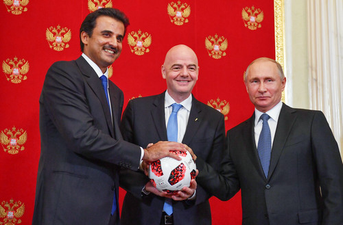 """外媒称世界杯打破外界对俄偏见:俄罗斯并不""""可怕"""""""