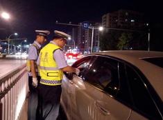世界杯期间 淄博公安交警查处37万余起交通违法行为
