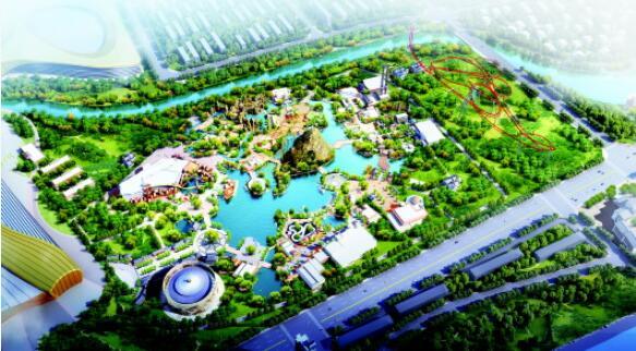 济南万达城打造全球旅游目的地!计划将于2021年开业