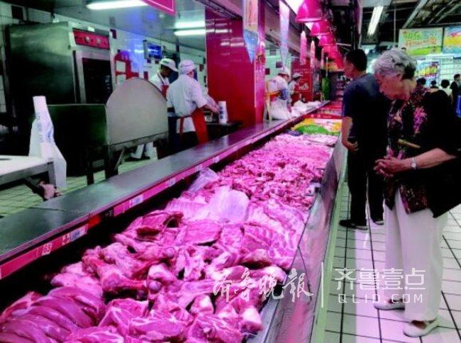 周期季节等影响,济南猪肉价连跌三月后反弹涨价超20%
