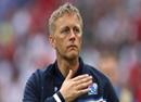 冰岛队主帅哈尔格里姆松 结束7年主帅生涯